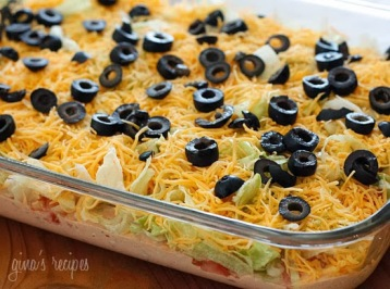 I make this dip for every party!