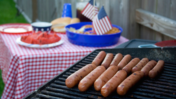 July Fourth Grill Out