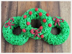 christmas-wreath-rice-krispies-treats